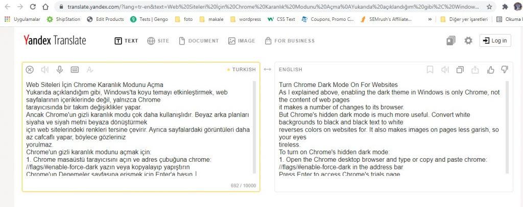 Web Sitesi İçerik Kopyalama Engelini Kaldırmak