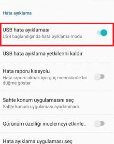Whatsapp Aktarma (Samsung)